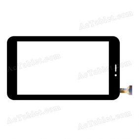 YLD-CCG7052-FPC-A0 Digitizer Glass Touch Screen Replacement for 7 Inch MID Tablet PC