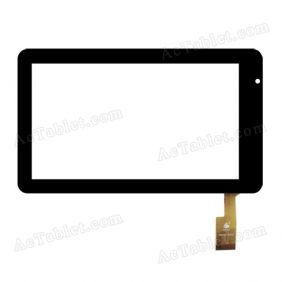 TPC0069 VER4.0 Digitizer Glass Touch Screen Replacement for 7 Inch MID Tablet PC
