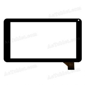 KHX-7005 Digitizer Glass Touch Screen Replacement for 7 Inch MID Tablet PC