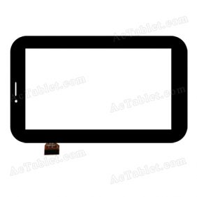 TPC0800 Digitizer Glass Touch Screen Replacement for 7 Inch MID Tablet PC