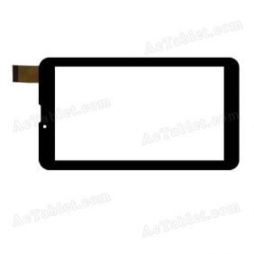 FPC-70L1-V01 Digitizer Glass Touch Screen Replacement for 7 Inch MID Tablet PC