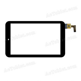 AD-C-700402-FPC 700594 Digitizer Glass Touch Screen Replacement for 7 Inch MID Tablet PC