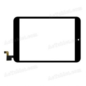 MCF-079-0964-V3 Digitizer Glass Touch Screen Replacement for 7.9 Inch MID Tablet PC