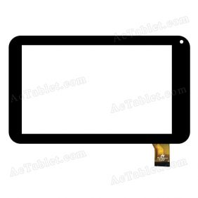 FPC-TP070245-01 Digitizer Glass Touch Screen Replacement for 7 Inch MID Tablet PC