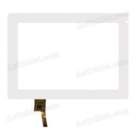 TPC0365 VER1.0 Digitizer Glass Touch Screen Replacement for 8 Inch MID Tablet PC