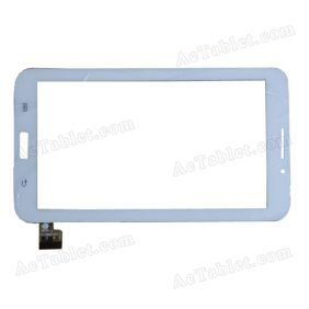 TPC0996 VER1.0 Digitizer Glass Touch Screen Replacement for 7 Inch MID Tablet PC