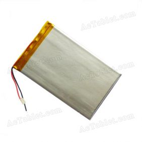 Replacement 2700mAh Battery for Cube Talk 7X U51GT-C4 MT8382 Quad Core Tablet PC