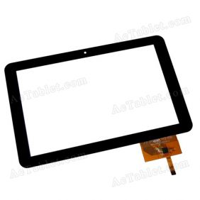 DPT 300-L4052A-B00-V1.0 Digitizer Glass Touch Screen for 10.1 Inch Android Tablet PC