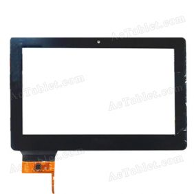 C149231C1-PG DRFPC115T-V1.0 Digitizer Touch Screen Replacement for 9 Inch MID Tablet PC