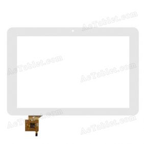 PINGBO PB101JG8701 Digitizer Glass Touch Screen Replacement for 10.1 Inch MID Tablet PC