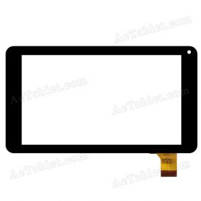 SG5919A-FPC_V1-1 Digitizer Glass Touch Screen Replacement for 7 Inch MID Tablet PC