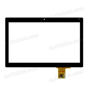 NJG101017AE0F-V0 Digitizer Glass Touch Screen Replacement for 10.1 Inch MID Tablet PC