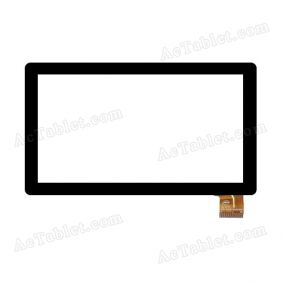 Digitizer Touch Screen Replacement for Majestic TAB-275 7 Inch MID Tablet PC