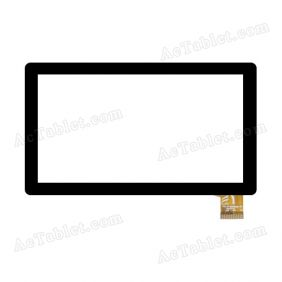 HH070FPC-056A-XDX Digitizer Glass Touch Screen Replacement for 7 Inch MID Tablet PC