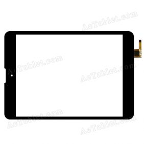 RB785-FPC Digitizer Glass Touch Screen Replacement for 7.85 Inch MID Tablet PC