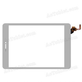 PB80JG9033-R1 Digitizer Glass Touch Screen Replacement for 7.9 Inch MID Tablet PC