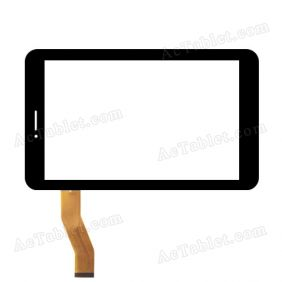 LLT-P29045A YTG-P70028-F1 V1.0 Digitizer Touch Screen Replacement for 7 Inch MID Tablet PC
