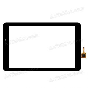 FEIYANG FPC-TP101058-00 Digitizer Glass Touch Screen Replacement for 10.1 Inch MID Tablet PC