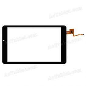 Touch Screen Replacement for Ramos i8 Intel Z2580 Dual Core 8 Inch MID Tablet PC