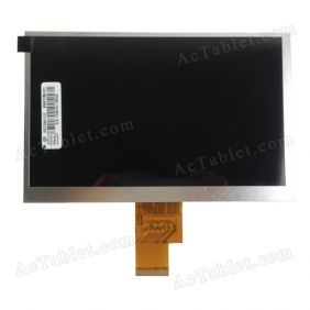Replacement LCD Screen for Ramos W20 AML8726-MXS Tablet PC 7 Inch