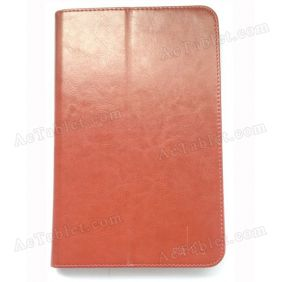 Original Leather Case Cover for 8.9 inch Ramos K6 ATM7039 Quad Core Tablet PC