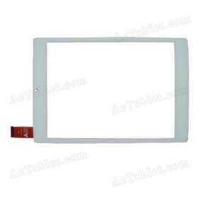 Touch Screen Replacement for Chuwi V88HD RK3188 Quad Core 7.9 Inch Tablet PC TPC-51117