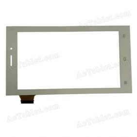 MGLCTP-280A Digitizer Glass Touch Screen Replacement for 7 Inch MID Tablet PC