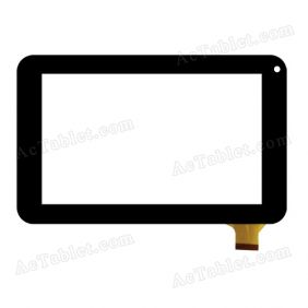 MJK-0144 Digitizer Glass Touch Screen Replacement for 7 Inch MID Tablet PC
