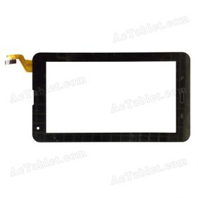 ZHC-173B Digitizer Glass Touch Screen Replacement for 7 Inch MID Tablet PC