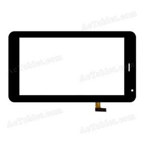 LHJ0403 Digitizer Glass Touch Screen Replacement for 7 Inch MID Tablet PC