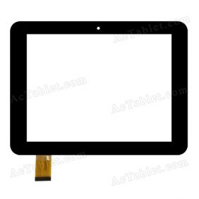 Digitizer Touch Screen Replacement for Digital2 D2-721G_BL D2Pad 7 Inch Tablet PC