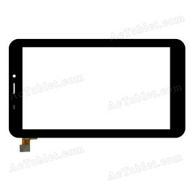 VTC5065A04-FPC-1.0 Digitizer Glass Touch Screen Replacement for 7 Inch MID Tablet PC