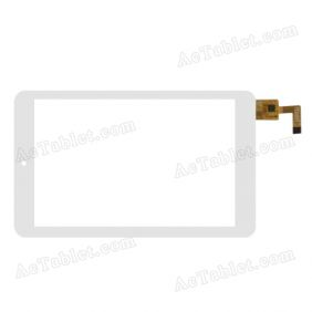FPC-TP070173-00 Digitizer Glass Touch Screen Replacement for 7 Inch MID Tablet PC