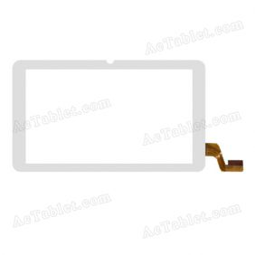 ZHC-253A Digitizer Glass Touch Screen Replacement for 7 Inch MID Tablet PC