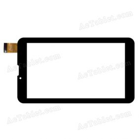 CZY6616A01-FPC Digitizer Glass Touch Screen Replacement for 7 Inch MID Tablet PC