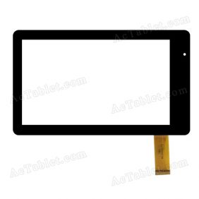 MT70223-V0 Digitizer Glass Touch Screen Replacement for 7 Inch MID Tablet PC