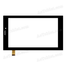 MT70326-V1 Digitizer Glass Touch Screen Replacement for 7 Inch MID Tablet PC