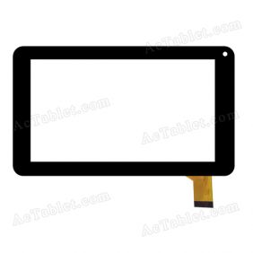 HH070FPC-001C FHX Digitizer Glass Touch Screen Replacement for 7 Inch MID Tablet PC