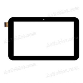 CZY6527A01-FPC Digitizer Glass Touch Screen Replacement for 7 Inch MID Tablet PC