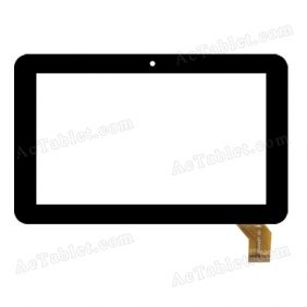 LKW0127 V1 Digitizer Glass Touch Screen Replacement for 7 Inch MID Tablet PC