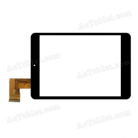 "Replacement  Touch Screen for Hipstreet i8 HS-785TB3-16GB 7.85"" Intel Atom Tablet PC"