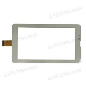 CTP210-070-B Digitizer Glass Touch Screen Replacement for 7 Inch MID Tablet PC