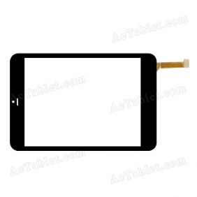 FPC-TP785030-00 Digitizer Glass Touch Screen Replacement for 7.9 Inch MID Tablet PC