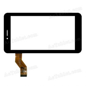 YTG-P70020-F1 Digitizer Touch Screen Replacement for 7 Inch MID Tablet PC