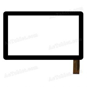 LY FYX-109-FPC Digitizer Glass Touch Screen Replacement for 7 Inch MID Tablet PC
