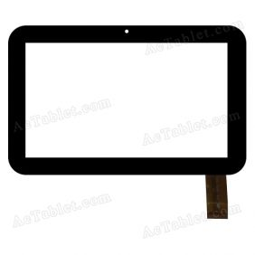 TS TCA-7032/7033 Digitizer Glass Touch Screen Replacement for 7 Inch MID Tablet PC