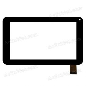 FPC-TP070210(S738)-02 Digitizer Glass Touch Screen Replacement for 7 Inch MID Tablet PC
