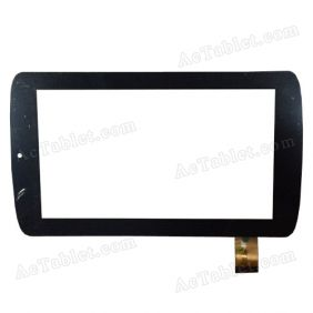 ZD-MID-70010AA0 Digitizer Glass Touch Screen Replacement for 7 Inch MID Tablet PC