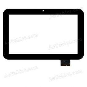 KB909-MF-609-G TRX Digitizer Glass Touch Screen Replacement for 9 Inch MID Tablet PC