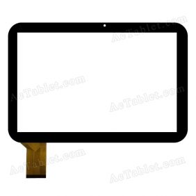 pad1042b Digitizer Glass Touch Screen Replacement for 10.1 Inch MID Tablet PC